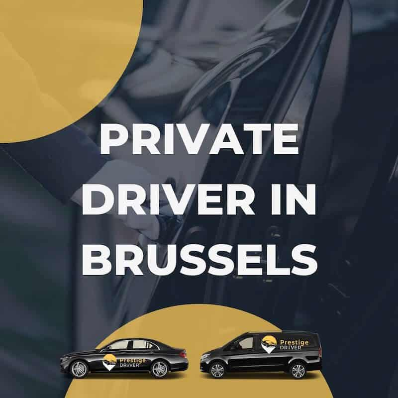 Private driver in Brussels